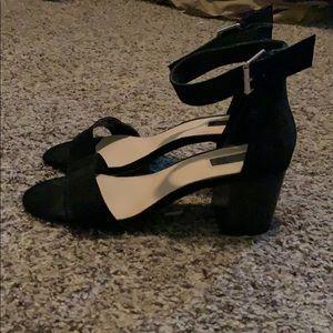 Women's black heels!